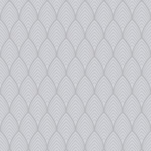 Superfresco Easy Bercy Silver & Grey Wallpaper