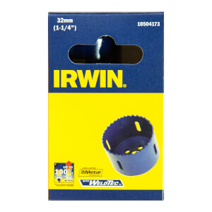 IRWIN Bi-Metal Hole Saw - 32mm