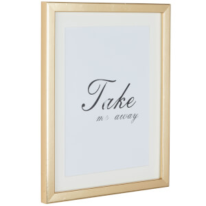 Grace Picture Frame 7 x 5 - Gold