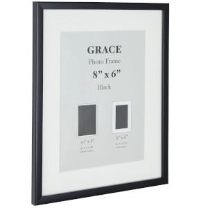 Grace Picture Frame 8 x 6 - Black
