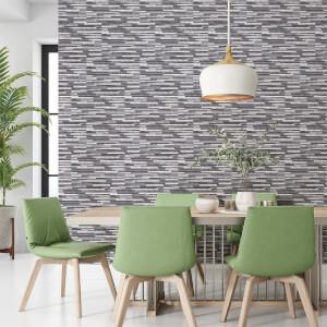 Emora Grey Wall Tile - 33x55cm