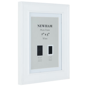 Newham Picture Frame 7 x 5 - White
