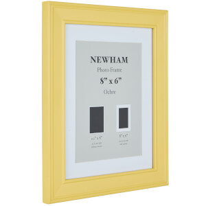 Newham Picture Frame 8 x 6 - Ochre