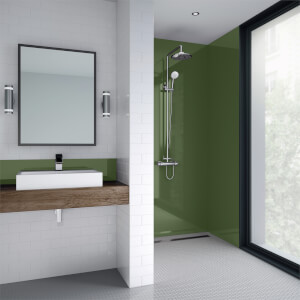 Wetwall Olive Grove Gloss - 600mm - Acrylic