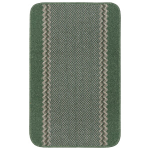 Richmond washable mat -Green