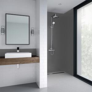 Wetwall Slate Acrylic Gloss - 1220mm - Acrylic