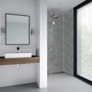 Wetwall Modern Stone - 900mm - Square Edge - Laminate
