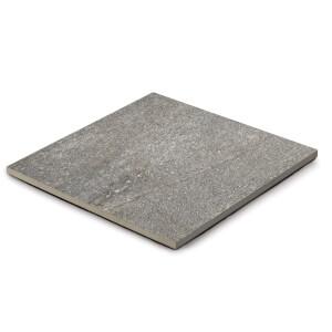 Porcelain Patio Kit 21.6m2 Platinum Grey