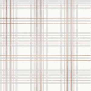 Superfresco Easy Country Tartan Blush Pink Wallpaper