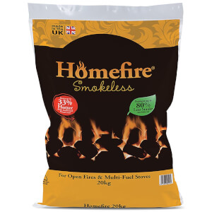 Homefire Smokeless Coal 20kg