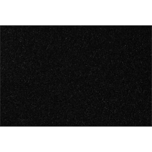Synthetic coarse coir matting -Black