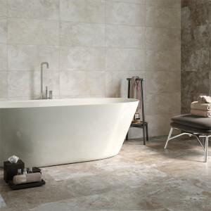 Caladen Beige Wall & Floor Tile - 45x45cm