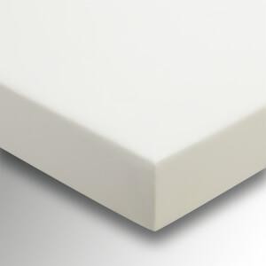 Helena Springfield Plain Dye Fitted Sheet - Single - Ivory