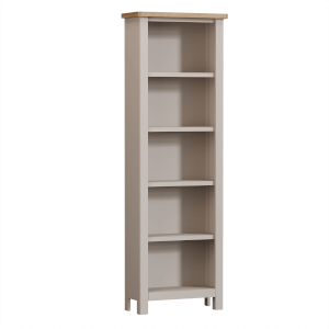 Padstow Large Bookcase - Truffle