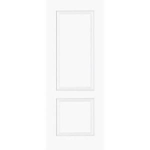 Bruges - Prefinished White Internal Fire Door - 1981 x 762 x 44mm