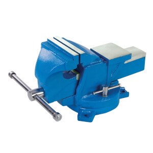 Silverline Engineers Vice Swivel Base - 120mm/8kg