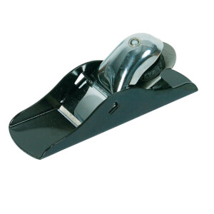 Silverline Block Plane - 41x1mm Blade