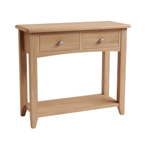 Kea Console Table - Oak