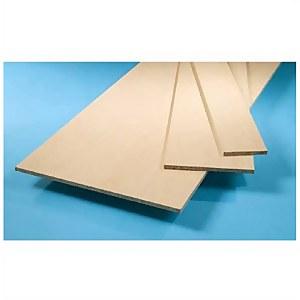 Maple Effect Furniture Board - 15 x 305 x 2440mm