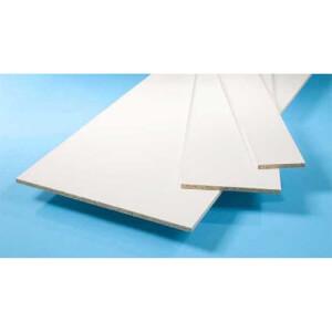 White Furniture Board - 15 x 229 x 2440mm