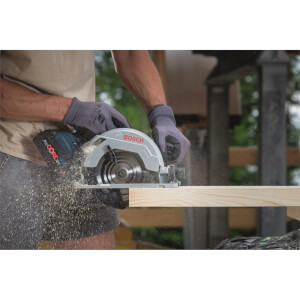 Bosch Pro 18V Circular Saw (No Batteries Included)