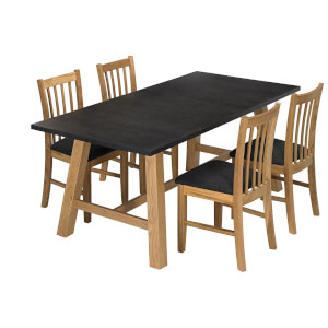 Brooklyn 4 Seater Dining Set