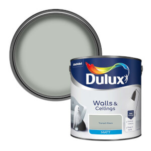 Dulux Tranquil Dawn - Matt Emulsion Paint - 2.5L