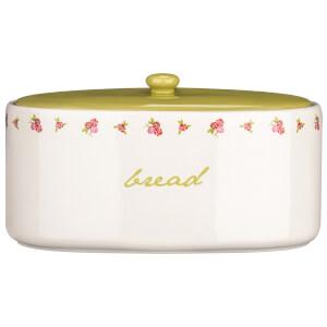 Rose Cottage Bread Crock