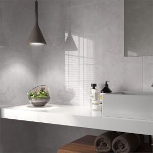 Modena Salt Wall Tile - 25x50
