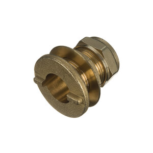 Compression Tank  Coupler 22mm