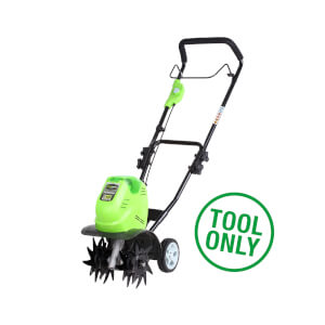 Greenworks 40V Cordless Cultivator Tool Only