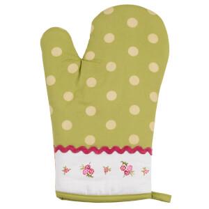 Rose Cottage Single Oven Glove