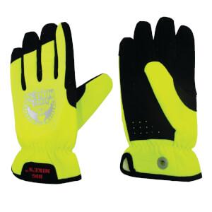 Big Mike by Stonebreaker Hi-Viz Work Gloves - Large