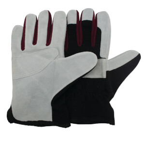 Big Mike by Stonebreaker Leather Palm Sports Gloves - Large