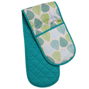 Green Leaf Double Oven Glove