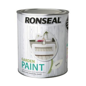 Ronseal Garden Paint - Daisy 750ml
