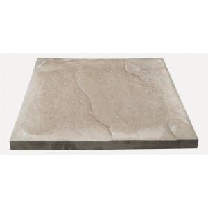 Stylish Stone Peak Paving Riven 400 x 400mm Grey