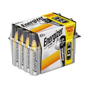 Energizer Alkaline Power AA Batteries - 24 Pack