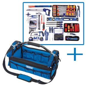 Electricians Tote Bag Tool Kit