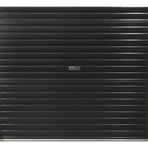 Black Roller Garage Door to suit 2400mm to 2449mm (Width)