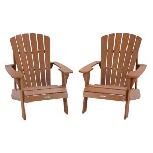 Lifetime Adirondack Pair of Chairs