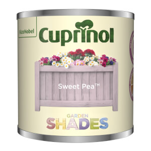 Cuprinol Garden Shades Tester - Sweet Pea - 125ml
