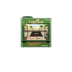 Cuprinol Uv Guard Decking Oil - Walnut - 2.5L