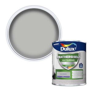 Dulux Weathershield Multi Surface Paint - Chic Shadow - 750ml