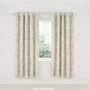 Sea Kelp Lined Curtains 66x90