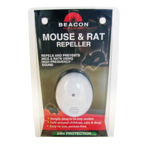 Beacon Mouse and Rat Repeller - 46m2 Range