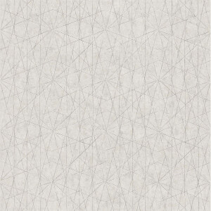 Grandeco  Wari Neutral Wallpaper