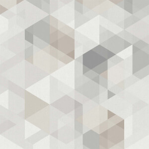 Grandeco  Ivar Neutral Wallpaper