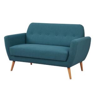 Scandi Savannah Sofa - Teal