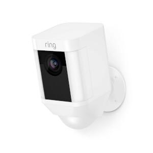 Ring Battery Spotlight Cam - White
